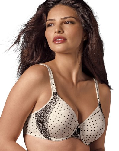 Bali Women's One Smooth U Bra with Lace...