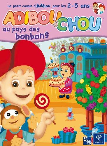 Adiboud'chou au pays des bonbons 07/08 [Import]