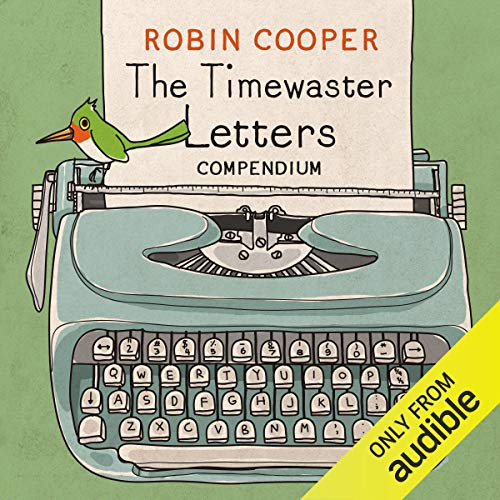 『The Timewaster Letters Compendium』のカバーアート