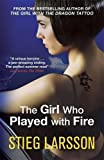 The Girl Who Played With Fire (a Dragon Tattoo story)
