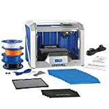Dremel Digilab 3D40 3D Printer, Idea Builder and Education Accessories (Lesson Plans, Professional Development Course, build plate, build tape, filament)