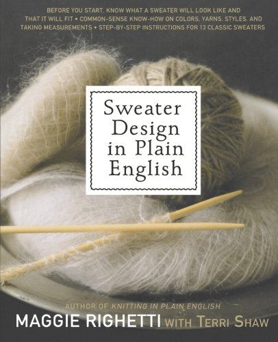 Sweater Design in Plain English