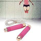 Weikeya Ajustable Soporte SOGA Salto a la comba, PU y PÁGINAS 16 cm Acero Cable Material Memoria Espuma Antideslizante