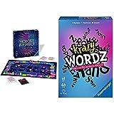 Ravensburger Familienspiel 26845 - Nobody is Perfect & 26837 Krazy Wordz - Gesellschaftsspiel für die ganze Familie, Spiel für Erwachsene und Kinder ab 10 Jahren