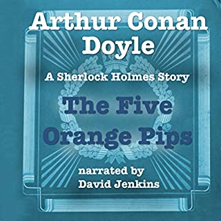 The Five Orange Pips cover art