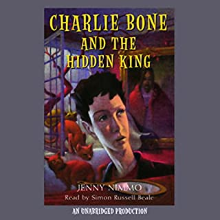 Charlie Bone and the Hidden King                   Written by:                                                                                                                                 Jenny Nimmo                               Narrated by:                                                                                                                                 Simon Russell Beale                      Length: 7 hrs and 57 mins     2 ratings     Overall 5.0