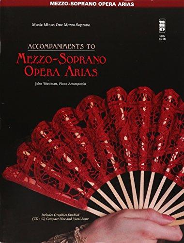 Mezzo-soprano Arias with Piano Accompaniment