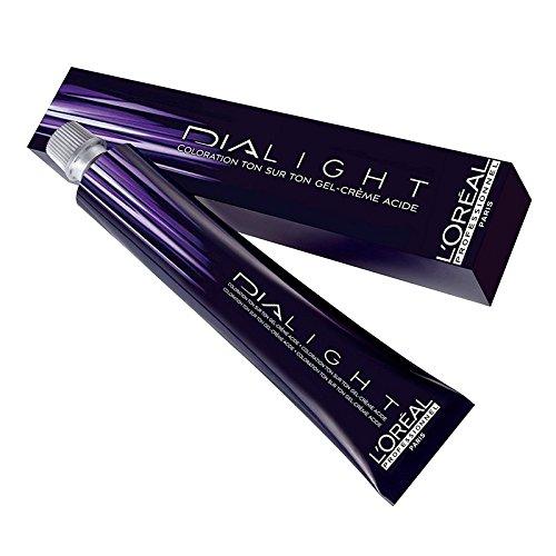 L'Oréal Professionnel Dialight 7.35 Mittelblond Gold Mahagoni, 1er Pack (1 x 50 ml)