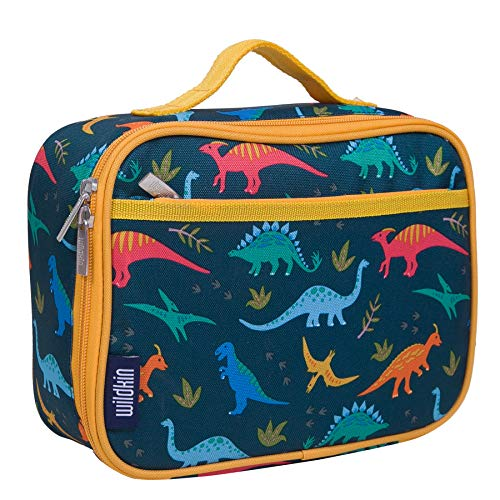 Wildkin Kids Insulated Lunch Box Bag for Boys and Girls, Perfect Size for...