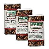 Jane's Original Krazy Mixed-Up Pepper - 2.5 oz. (3)