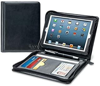iLuv iCA8J345BLK CEO Folio for iPad mini - Black