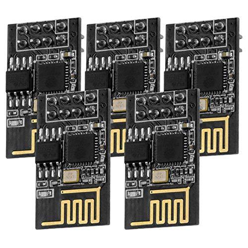 AZDelivery 5 x ESP8266 ESP-01S WLAN WiFi Modul kompatibel mit Arduino und Raspberry Pi inklusive E-Book!