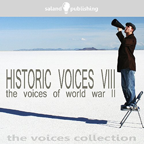 Historic Voices VIII audiobook cover art