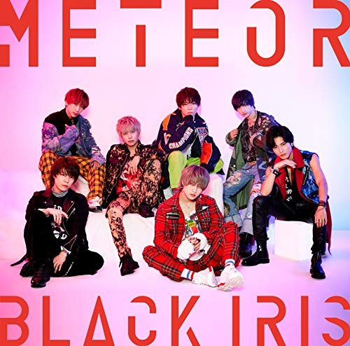 [album]METEOR – BLACK IRIS[FLAC + MP3]