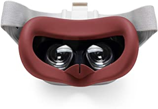 VR Cover Silicone Cover for Oculus Quest 2 (Red)