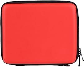 Awakingdemi Capa protetora rígida de EVA com alça de transporte para Nintendo 2DS