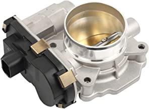 HOWYAA HYVE65 Electronic Throttle Body Assembly Fuel Injection for 08-11 Chevrolet Malibu GMC Pontiac Saturn 2.4L Replace# 12615516 12631186 217-3428