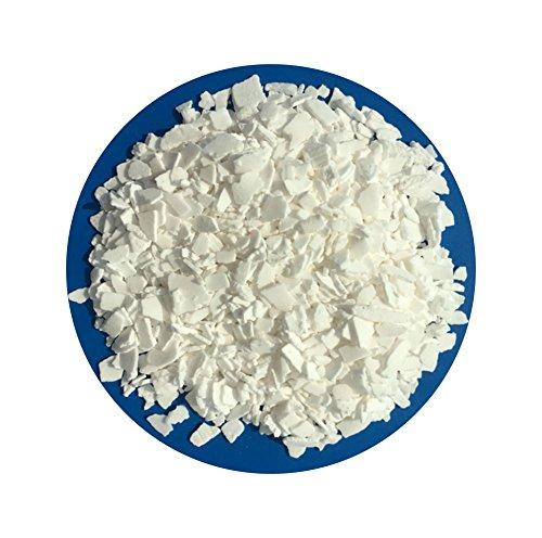 Calciumchlorid CaCl2 Dihydrat-Flocken, ideal für die Käseherstellung, 100 g