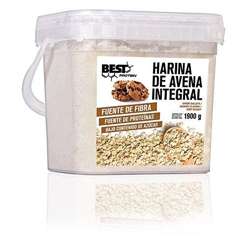 Best Protein FARINE D'AVOINE INTEGRALE - cookies - 1,9kg