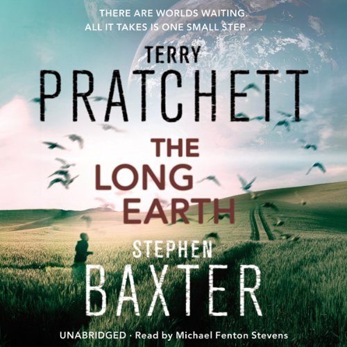 The Long Earth cover art