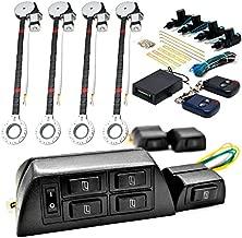 Biltek 4x Door Car Power Window + Keyless Door Unlock Kit For Dodge Caliber Challenger Charger Dakota Dart