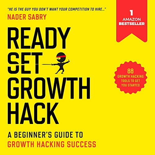Ready, Set, Growth Hack  By  cover art