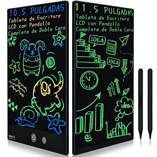 Tableta de Escritura LCD con Doble Pantalla Completa,...