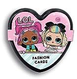 Lisciani LOL Surprise Fashion Cards 73764, Rosa , color/modelo surtido