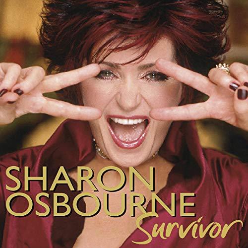 Page de couverture de Sharon Osbourne Survivor
