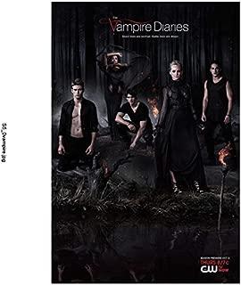 The Vampire Diaries Kat Graham with Cast Promo 8 x 10 Photo