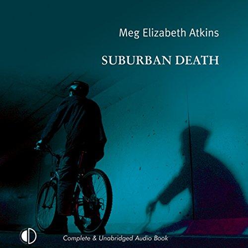 A Suburban Death audiobook cover art