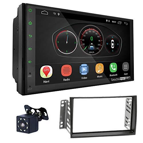 UGAR EX10 7' Android 10.0 DSP Navigazione GPS per Autoradio + 11-334 Kit di Montaggio Compatibile con KIA Venga 2009-2014