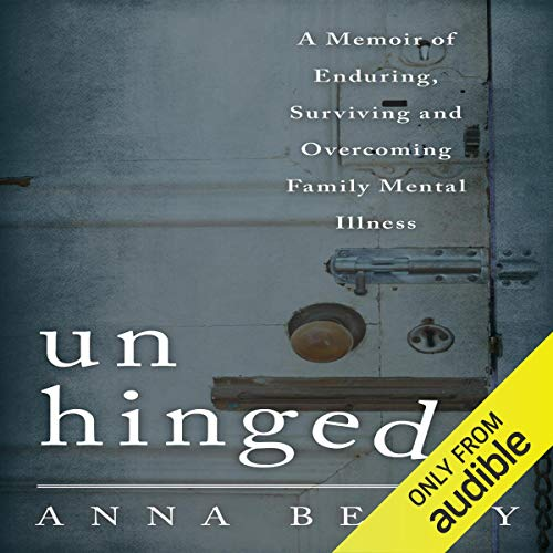 Unhinged audiobook cover art