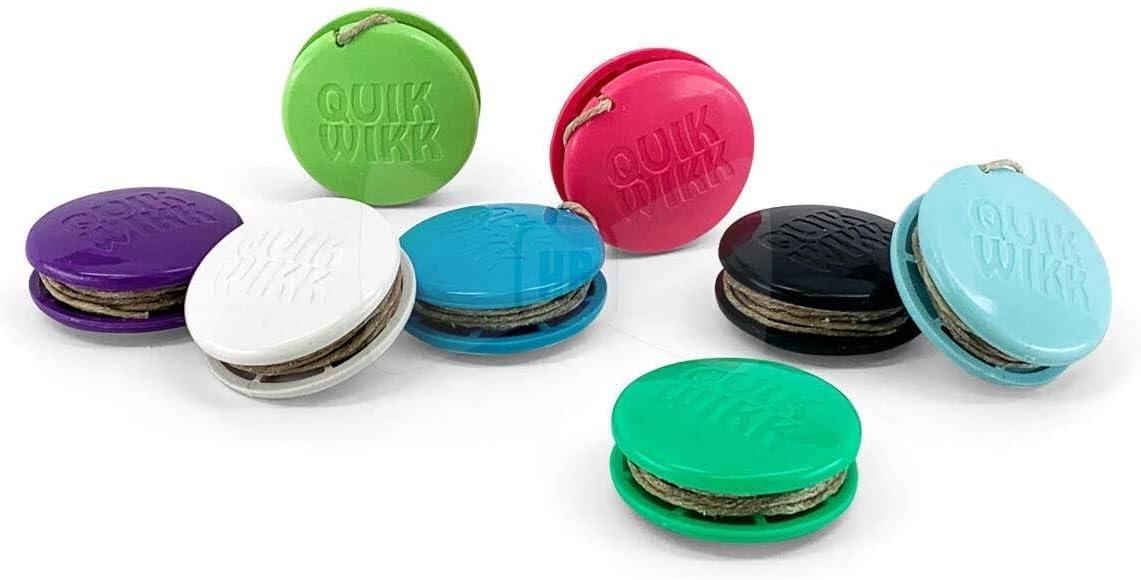 Quik Wikk Mini - Premium Hemp Wick Pack on High Limited price sale order Natural Spool 6 a
