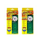 Zoo Med 2 Pack of ReptiCare Terrarium Controllers for Automatic Day-Night Cycles