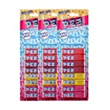 Pez Candy Refill 8Pk Assorted Fruit, 2.31 oz (3 Pack)