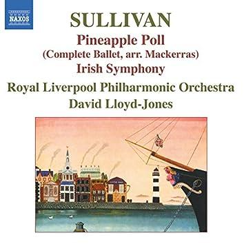 "Sullivan, A.: Pineapple Poll  / Symphony in E Major, ""Irish"""