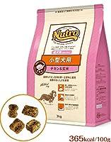 【ニュートロ】ナチュラルチョイス犬小型犬用【成犬用】チキン&玄米3kg×4個セット