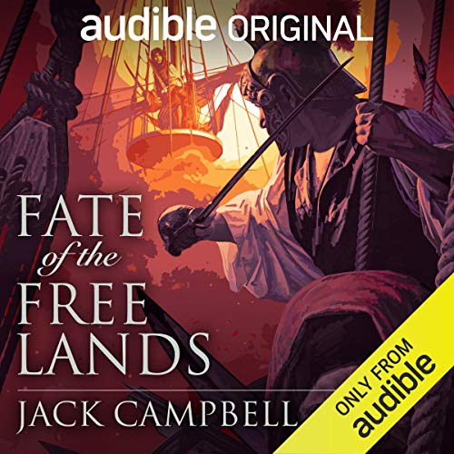 Fate of the Free Lands cover art