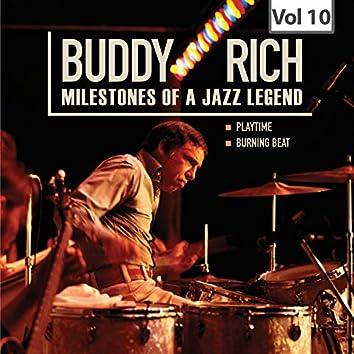 Milestones of a Jazz Legend - Buddy Rich, Vol. 10