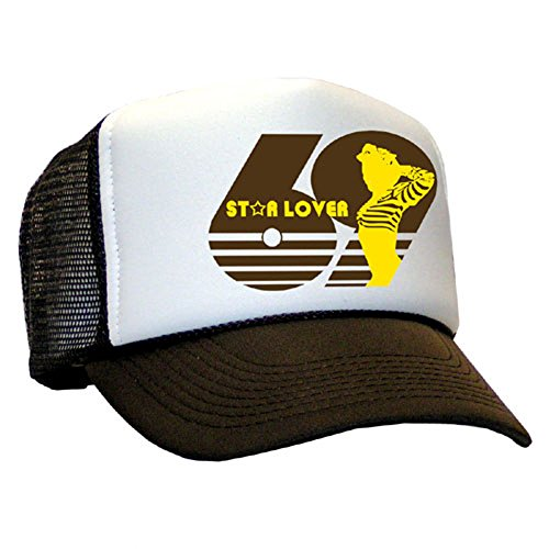 Tedd Haze Star Lover 69 Casquette en maille filet