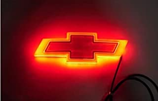 Superled Red LED Car Decal Logo Light Emblem Sticker for Chevrolet Cruze