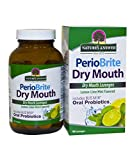 Best ACT Dry Cough Medicines - Nature's Answer Periobrite Dry Mouth Lozenges, 100 Count Review