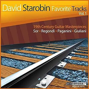David Starobin: Favorite Tracks, Vol. 1