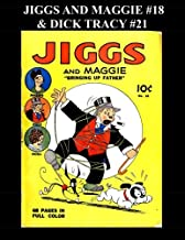 Jiggs And Maggie #18 & Dick Tracy #21: Golden Age Comics