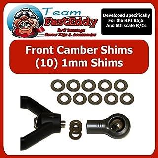 FastEddy Bearings Front Camber Shims HPI Baja