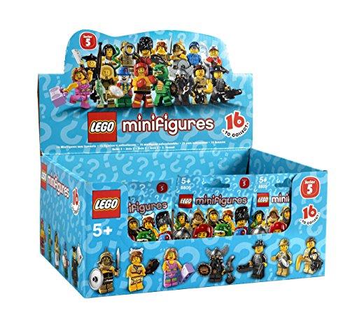 LEGO Minifigures 8805 - Serie 5, 1 Stück, sortiert