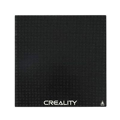 Upgraded Creality 3D Printer Platform Tempered Glass Plate 235x235 for Ender 3 / Ender 3 Pro/Ender 5 / CR-20 Pro Hot Bed