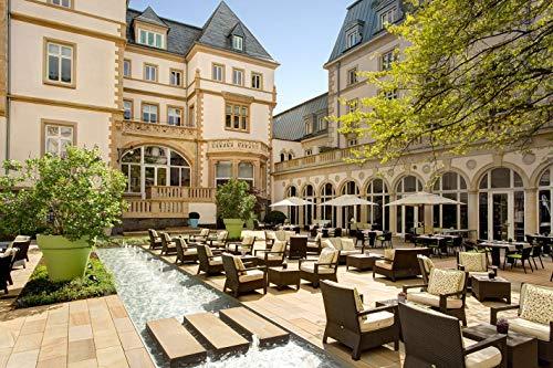 regalo: 5de cupones de estrellas de lujo de viajes en Frankfurt para 2