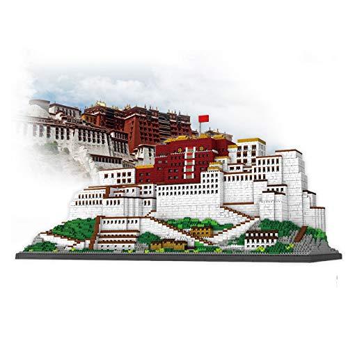 JMG Luxury Architecture Model Building Set, World Famous Landmark Model Toys, for Kid And Adult (10000 Pcs)